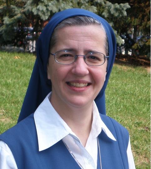 Sister Marie Paul Curley