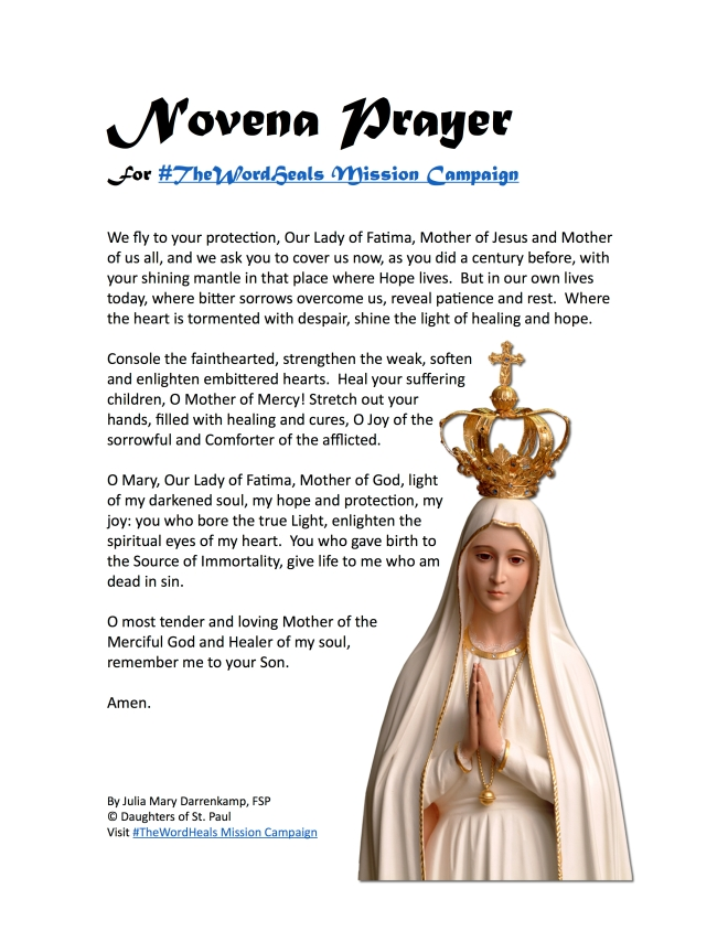 Novena Prayer